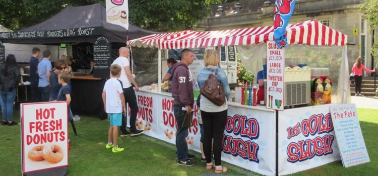 Traders, bar providers and market stalls wanted