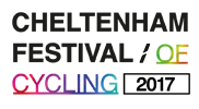 Cheltenham Festival of Cycling logo