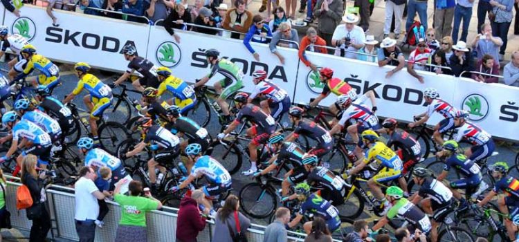 Golden opportunity for businesses to enjoy the Tour of Britain in Style – Matt Gotrel and Mel Nicholls Confirmed!