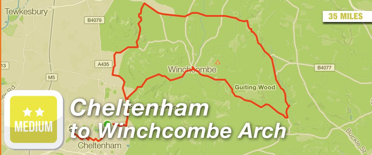 Cheltenham Winchcombe Arch