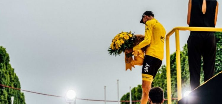 Chris Froome's cycling success climbs the league tables: Can he do it again?