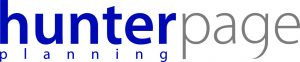 Hunter Page Planning Logo