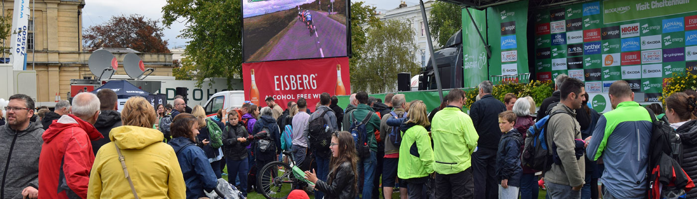 Cheltenham Festival of Cycling hailed a huge success